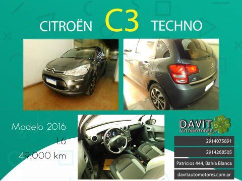 c3 techno