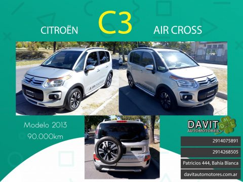 c3 air cross